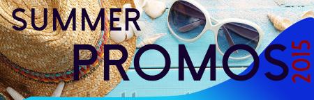 Summer Promos