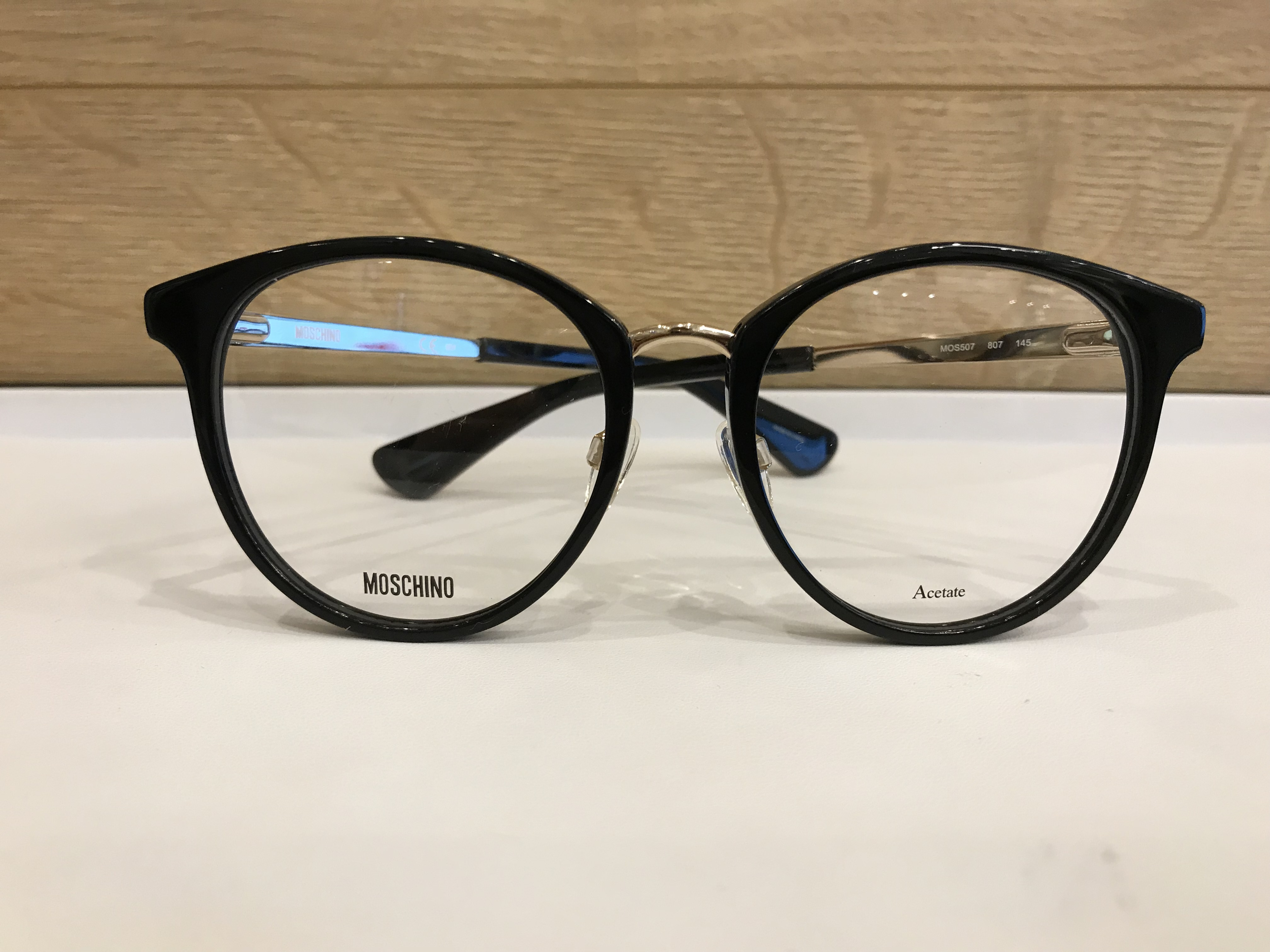 960c7f745165 MOSCHINO EYEWEAR – Skylight Optical