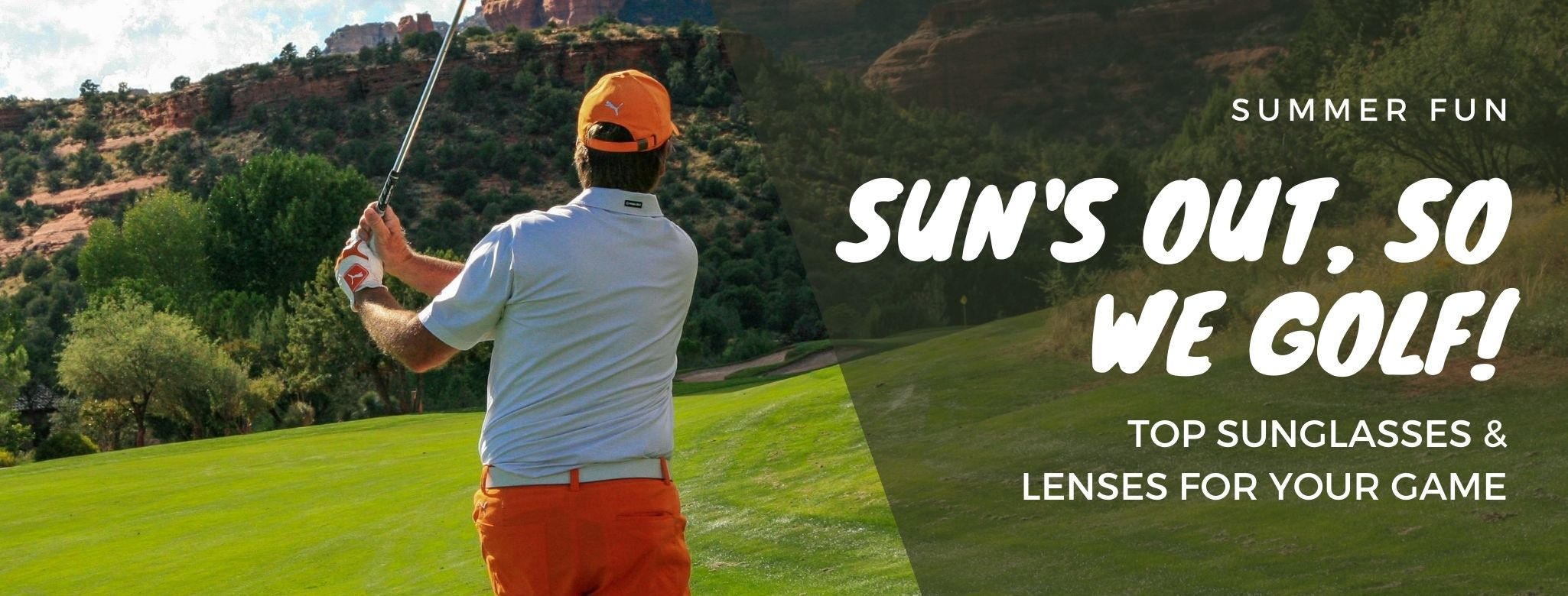 Best sunglasses and lenses for golfing vancouver